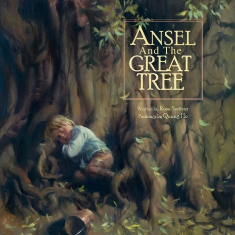 Ansel and the Great Tree Illustrated by Artist Quang Ho